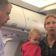 American Airlines Reacts Swiftly To Baby Stroller Incident