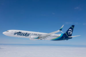 Alaska Airlines (Photo: Courtesy of Alaska Airlines)