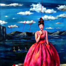 "Women Rise Again With Cynthia Tom's Latest Exhibit ""Awakening the Feminine"""