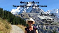 Going it Alone — Traveling Solo as a Woman