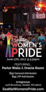 Seattle Women's Pride 2017