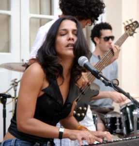 Cuban singer-songwriter Haydée Milanés (Photo: Courtesy of Repeating Islands)