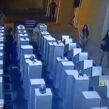 A Crowning Selfie Moment Causes Colossal Damages To An Exhibit