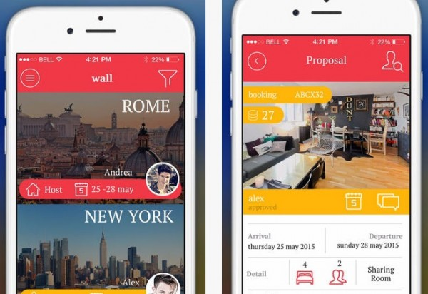 Wimbify, an LGBTQI travel app (Photo: Courtesy of Wimbify)