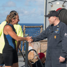 Experts Question Two Women Lost At Sea Story