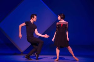 "Robert Fairchild and Leanne Cope's mastery of ballet and dance brought the Broadway production of ""An American in Paris"" to life. (Photo: Courtesy of Broadway / ""An American in Paris"")"