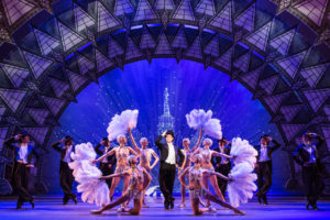 """An American in Paris"" celebrates the modernism and post-modernism's artistic vision. (Photo: Courtesy of Broadway / ""An American in Paris"")"