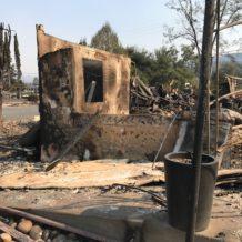 LGBTs Begin Returning Home After Fires