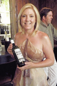 Founder and President of Wine Country Women Michelle Mandro (Photo: Courtesy of Flickr / Michelle Mandro)