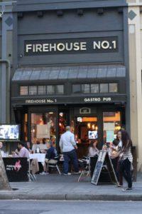 The Firehouse No. 1 Gastropub in San Jose, California (Photo: Courtesy of San Jose Food Blog)
