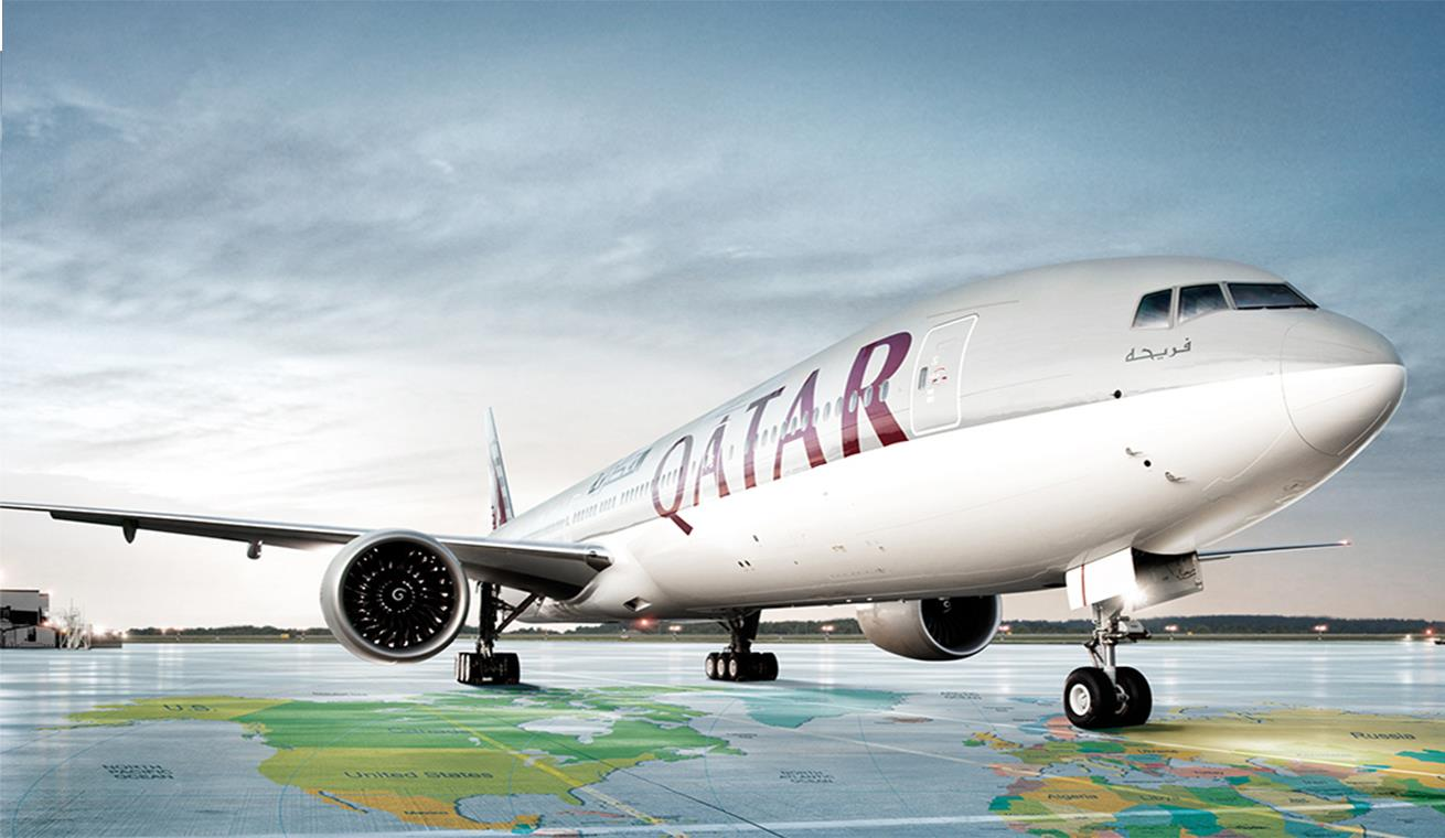 Qatar Airways (Photo: Courtesy of Qatar Airways)