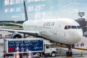 Delta Air Lines at Hartsfield-Jackson Atlanta International Airport
