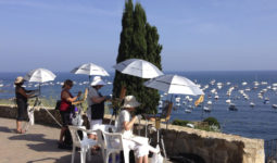 French Escapade Costa Brava, Spain Painting Tours
