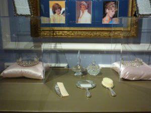 Princess Diana's tiaras