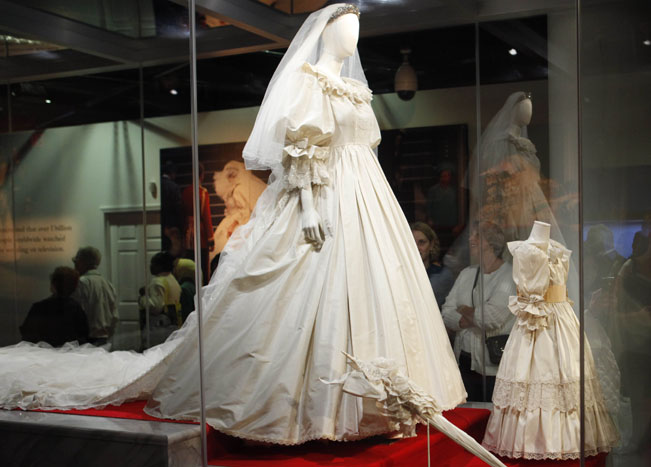 Princess Diana's Royal Wedding Dress