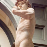 Michelangelo's Masterpiece David Pops Up All Over Florence