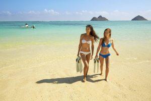 Girlfriend getaway in the Caribbean