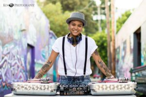 DJ Lady Char