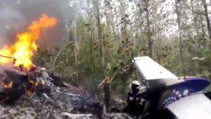 Costa Rica New Year's Eve plane crash